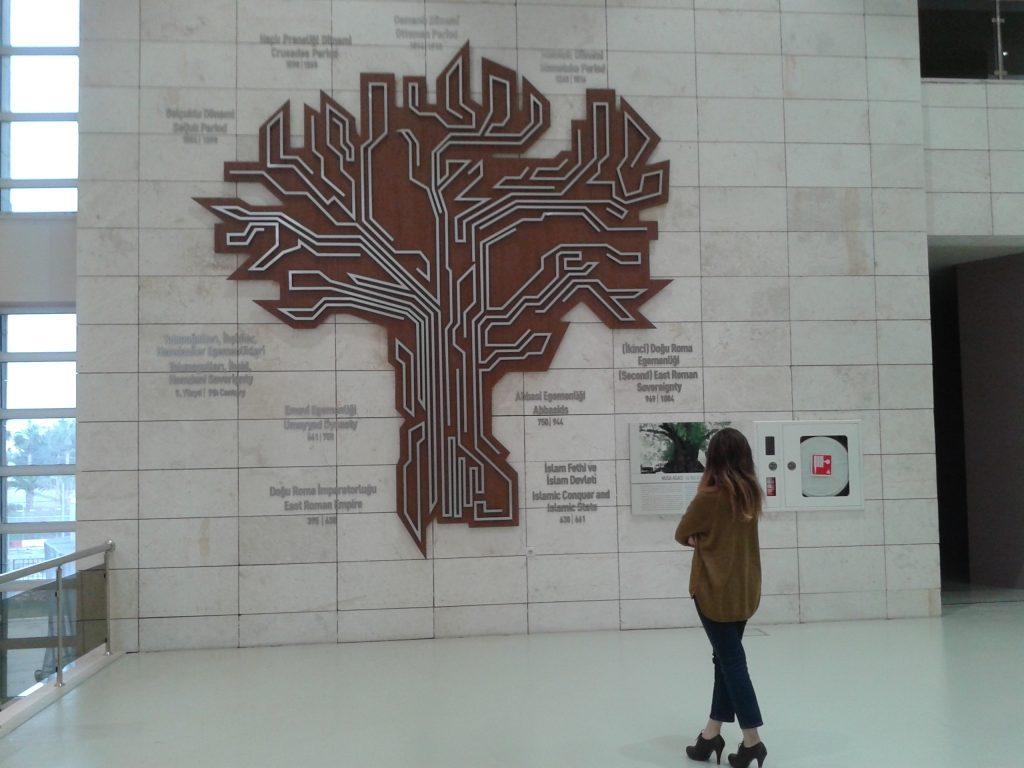 barış ağacı