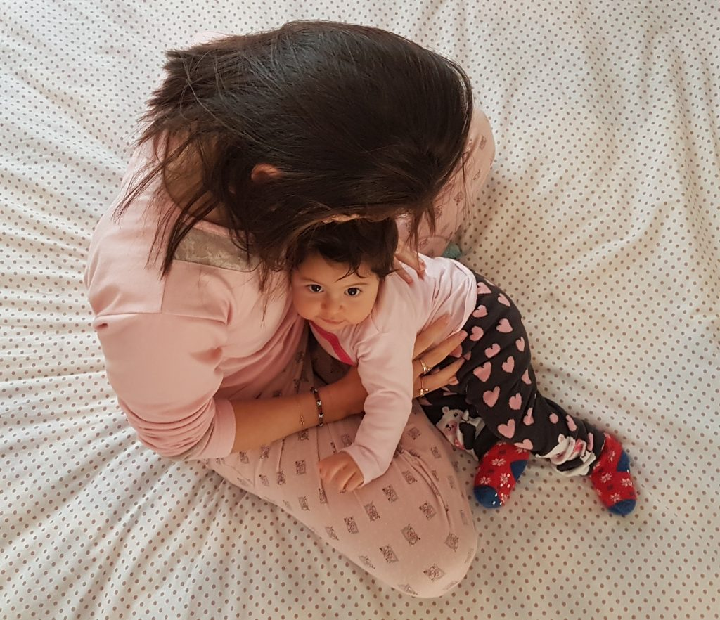 kızımın uyku düzeni