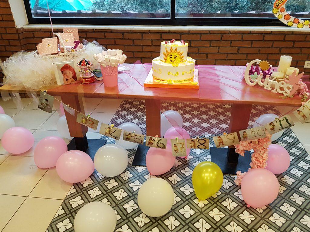 doğum günü masa detayları