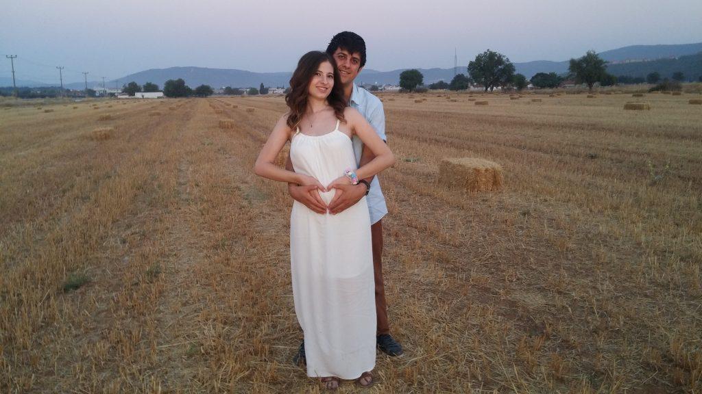 hamileyim