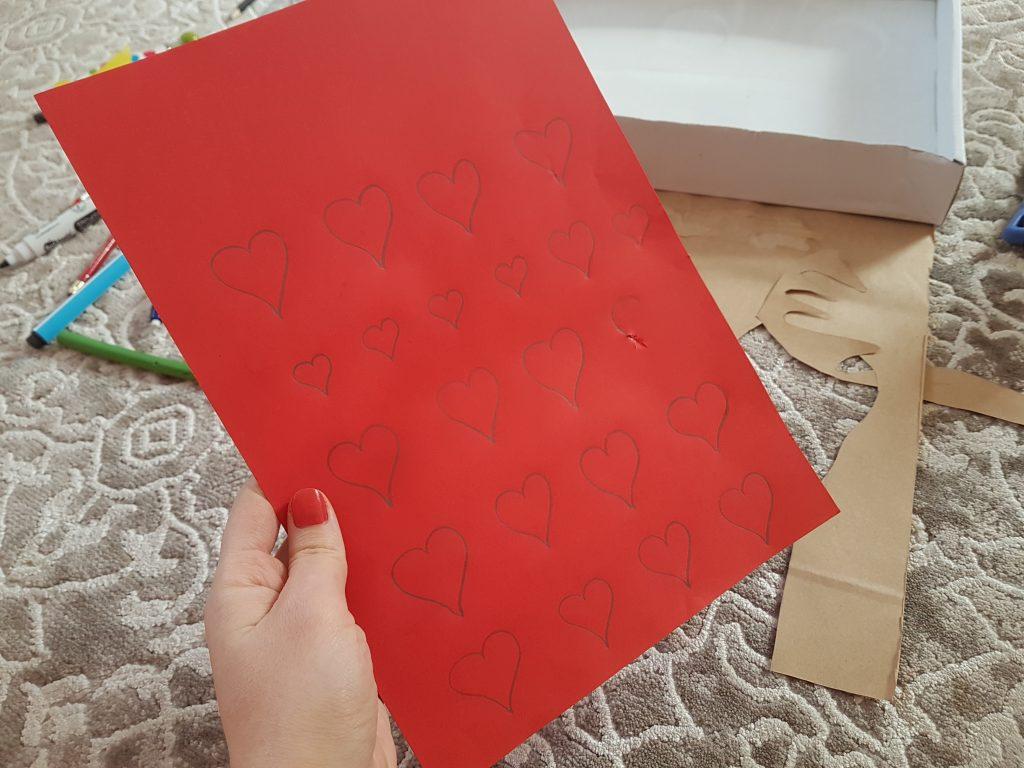 kırmızı kağıtlar
