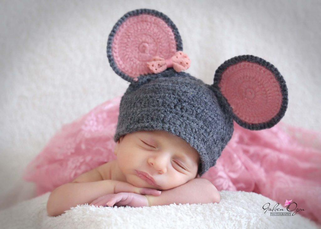 bebek çekimi pozları