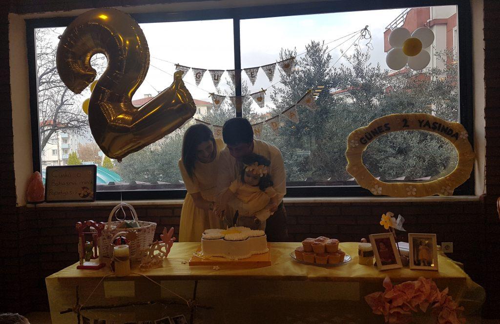 2 yaş doğum günü